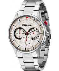 Police 14383JS-04M Mens Driver Silver Watch