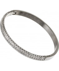 Edblad Ladies Stadion Silver Steel Bangle