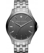 Armani Exchange AX2169 Mens Dress Gunmetal Steel Bracelet Watch
