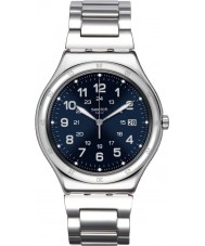 Swatch YWS420G Mens Blue Boat Watch