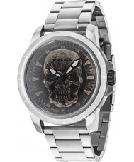 Police 14385JS-57M Mens Reaper Watch