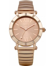 Lipsy LP100 Ladies Rose Gold Expander Bracelet Watch