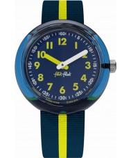 Flik Flak FPNP023 Yellow Band Watch