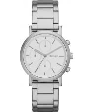 DKNY NY2273 Ladies Soho Silver Watch