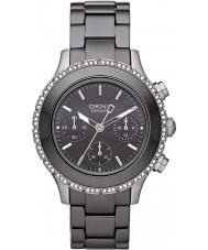 DKNY NY8671 Ladies Ceramix Black Watch