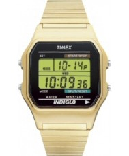 Timex Originals T78677 Mens Gold Classic Digital Chronograph Watch