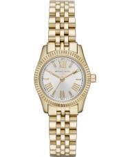 Michael Kors MK3229 Ladies Lexington Gold Plated Bracelet Watch
