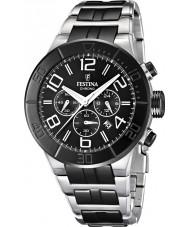 Festina F16576-2 Mens Ceramic Chrono Watch