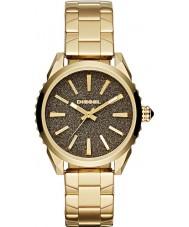 Diesel DZ5474 Ladies Nuki Gold Plated Watch
