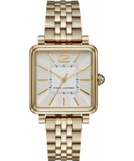 Marc Jacobs Ladies Vic Gold Steel Bracelet Watch