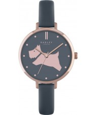 Radley RY2366 Ladies Go Walkies Shingle Leather Strap Watch