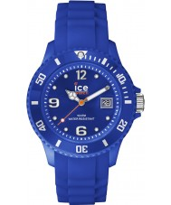 Ice-Watch SI.DAZ.U.S.14 Unisex Ice-Forever Trendy Dazzling Blue Watch