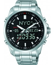 Pulsar PZ4021X1 Mens Sport Watch