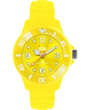 Ice-Watch SI.YW.M.S.13 Sili Forever Mini Yellow Silicone Strap Watch