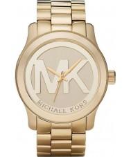Michael Kors MK5784 Ladies Parker Gold Plated Bracelet Watch