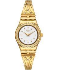 Swatch YSG155G Ladies Golden Path Watch