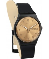 Swatch SUOB716 New Gent - Golden Friend Watch