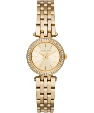 Michael Kors MK3295 Ladies Mini Darci Gold Plated Bracelet Watch