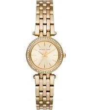 Michael Kors MK3295 Ladies Mini Darci Gold Plated Bracelet Watch