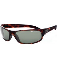 Bolle Anaconda Dark Tortoiseshell Polarized Axis Sunglasses