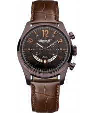 Ingersoll INQ007BKBR Mens Chelsea Black Brown Watch