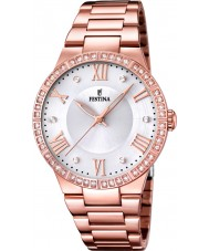 Festina F16721-1 Ladies Rose Gold Plated Watch