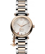Vivienne Westwood VV006SLRS Ladies Orb Diamond Watch