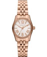 Michael Kors MK3230 Ladies Lexington Rose Gold Plated Bracelet Watch