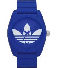 Adidas ADH6169 Santiago Blue Silicone Watch