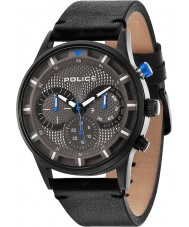 Police 14383JSB-61 Mens Driver Grey Black Watch