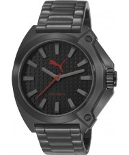 Puma PU103811004 Zone Black Steel Bracelet Watch