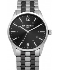 Ben Sherman WB060BSM Mens Two Tone Steel Bracelet Watch