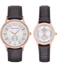 Emporio Armani AR9041 Watch Gift Set