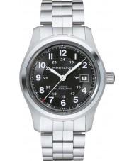 Hamilton H70515137 Mens Khaki Field Watch
