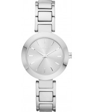 DKNY NY2398 Ladies Stanhope Silver Steel Bracelet Watch