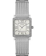 Guess W0826L1 Ladies Highline Silver Steel Bracelet Watch