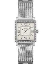 Guess W0826L1 Ladies Highline Silver Steel Bracelet Watch
