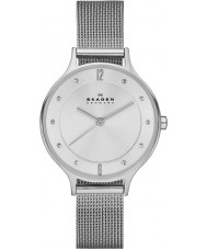 Skagen SKW2149 Ladies Anita Silver Mesh Watch