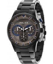 Police 14383JSU-61M Mens Driver Black Watch