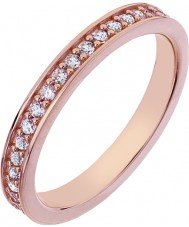 Emozioni Ladies Infinito Rose Gold Plated Ring