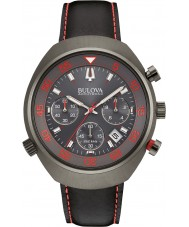 Bulova 98B252 Mens Accutron II Lobster UHF Chronograph Black Watch