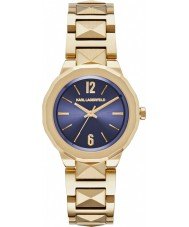 Karl Lagerfeld KL3407 Ladies Joleigh Gold Plated Bracelet Watch
