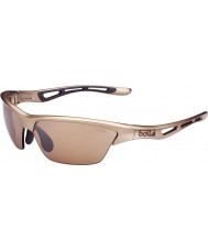 Bolle Tempest Shiny Sandstone Modulator V3 Golf Sunglasses