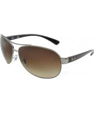 RayBan RB3386 67 Active Lifestyle Gunmetal 004-13 Sunglasses
