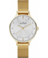 Skagen SKW2150 Ladies Anita Gold Mesh Watch