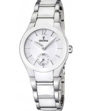 Festina F16588-1 Ladies Ceramic Inlay Steel Watch