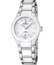 Festina F16588-1 Ladies Ceramic Inlay Steel Watch