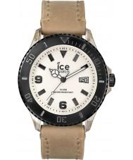 Ice-Watch VT.SD.B.L.13 Mens Big Ice-Vintage Beige Leather Strap Watch