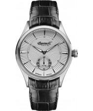 Ingersoll INQ033SLSL Mens Black Leather Strap Watch