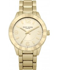 Daisy Dixon DD014GM Ladies Gold Plated Bracelet Watch